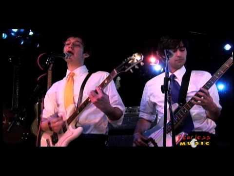 Tally Hall - Banana Man - Live On Fearless Music