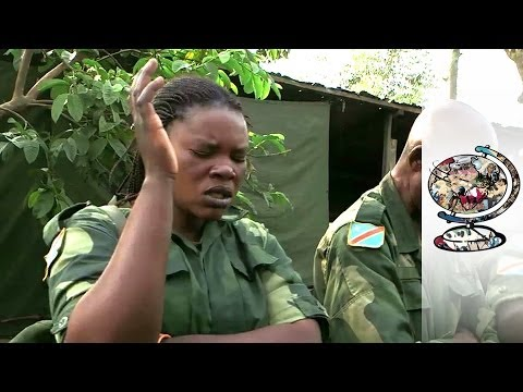 The Democratic Republic of Congo's Rape Problem