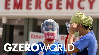 Flying Blind: The US Government's Pandemic Response | Dr. Tom Frieden | GZERO World with Ian Bremmer