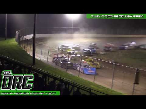 Twin Cities Raceway Park | 7/2/17 | Late Models | Feature