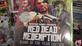 Gamestop Lied And Tried To Steal My Money [red Dead Redemption Xbox One]