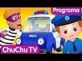 ChuChu TV Huevos Sorpresas de Policías – Episodio 05 - El Ataque Fantasma
