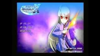 Advanced Arcade plays Acceleration of Suguri X Edition