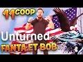 Fanta et Bob dans UNTURNED - Ep. 11 : GO GO GO !   - Coop Survie