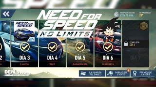 Need For Speed No Limits Android Honda Nsx 2017 Dia 6 Justiciero