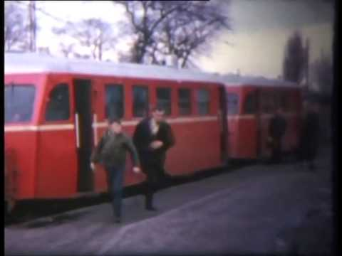 Sidste tog SNNB banen 1966 - ny indspilning.