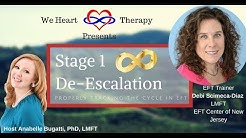 Stage 1 De-Escalation-Properly Tracking the Cycle featuring EFT Trainer Debi Scimeca-Diaz