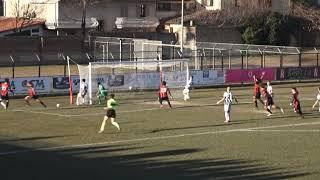Serie D - Trestina-Aquila Montevarchi 1-2