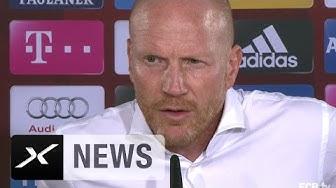 "Gladbach-Gruppe? Matthias Sammer: ""Das ist Wahnsinn!"" | FC Bayern München | UEFA Champions League"