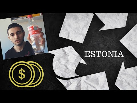 HOW TO: GET MONEY IN ESTONIA / Recycling €