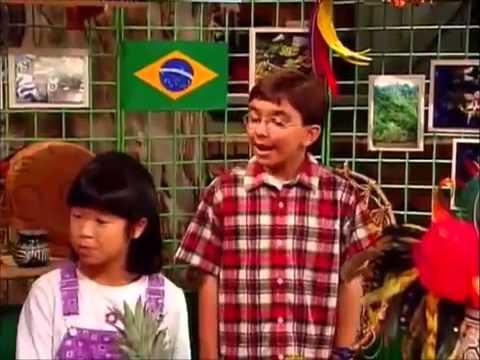 Barney & Friends: A World of Friends Season 8, Episode 13