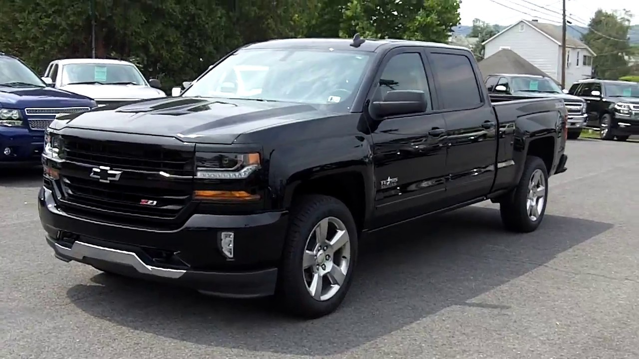 chevy silverado texas edition 2018 2019 new car reviews by wittsendcandy. Black Bedroom Furniture Sets. Home Design Ideas