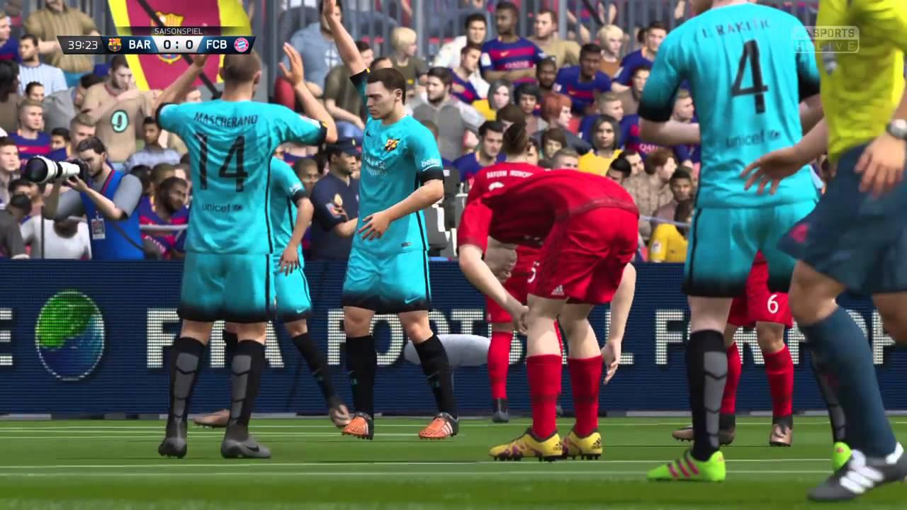 Fifa 16 Online Liga