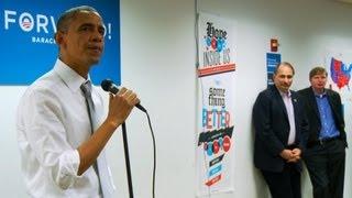 """President Obama: """"I"""