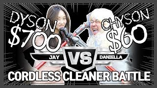 $60 Chinese Cleaner VS. $700 D…