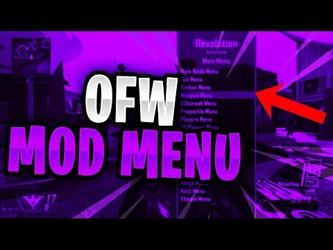 CALL OF DUTY BLACK OPS 2 - HOW TO GET A MOD MENU OFW (NO JAILBREAK/JTAG/RGH) PS3/XBOX360/XBOX ONE