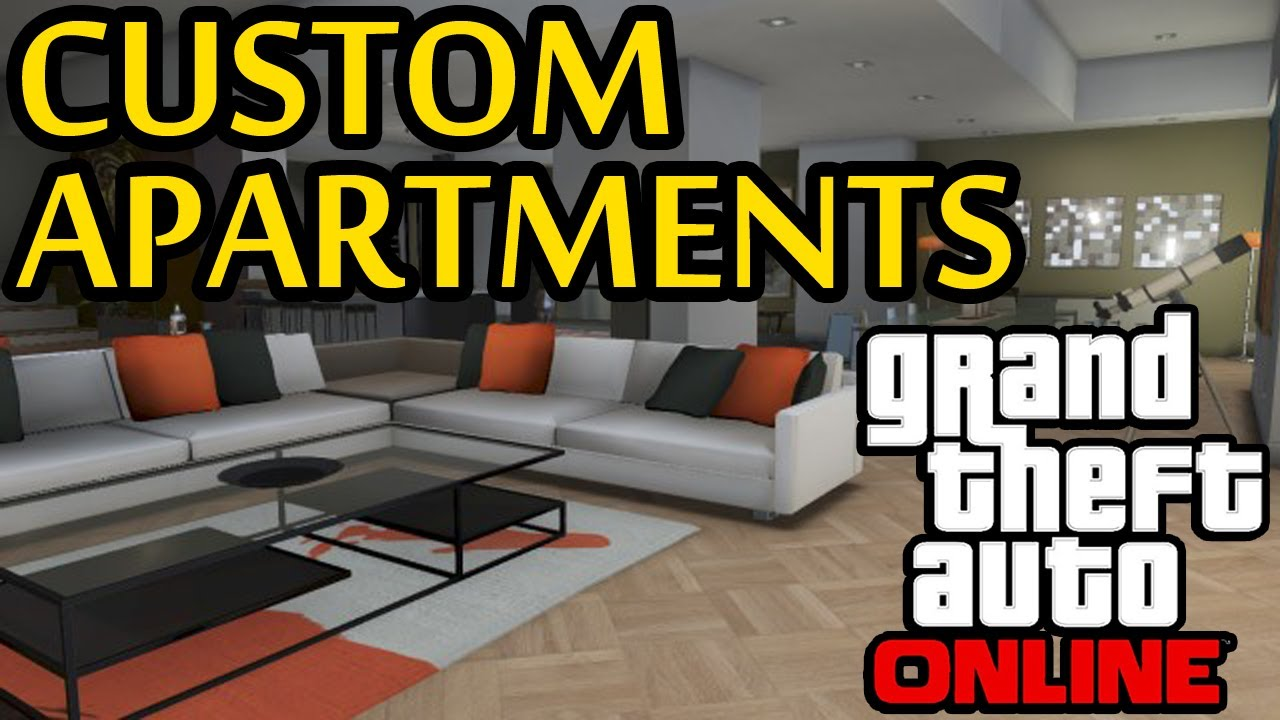 Gta 5 dlc leaked apartment customization apartment for Home creator online