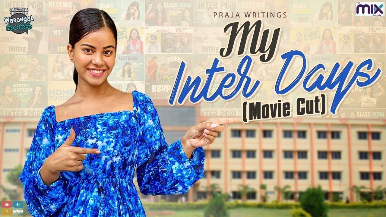 My inter days || Warangal Vandhana || The Mix By Wirally || Tamada Media