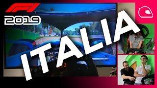 Competición virtual SoyMotor.com: Monza en el F1 2019 | SimRacing