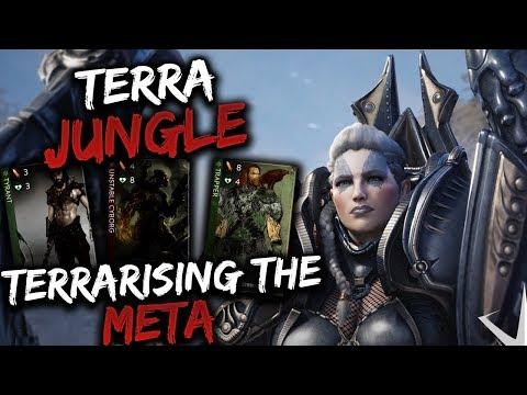 Paragon Terra Jungle Gameplay - TERRARISING THE META!!!