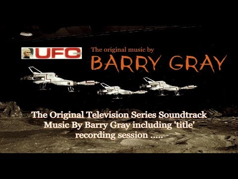 UFO - OST - Barry Gray / Various Artists