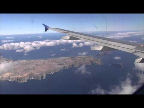 [HD] Brussels-Funchal-Brussels with Thomas Cook Airlines Belgium
