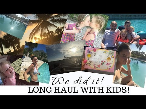 We did it! Long haul holiday (with kids!)