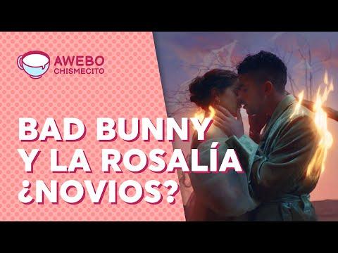 Bad Bunny TERMINÓ con su novia por una INFIDELIDAD ¿con ROSALÍA? | Awebo Chismecito