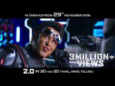 2.0 - Release Promo | Rajinikanth | Akshay Kumar | A R Rahman | Shankar | Subaskaran