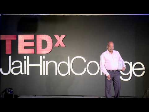 The Need to Educate Rural India And How We Can Do It | Sandeep Desai | TEDxJaiHindCollege
