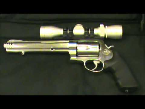 Smith & Wesson  460XVR (Extreme Velocity Revolver) Review