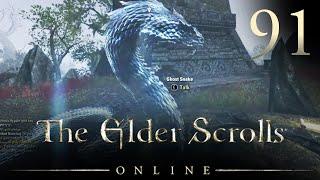 GHOST SNAKE! - Elder Scrolls Online Let