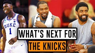 What's Next For The New York Knicks?