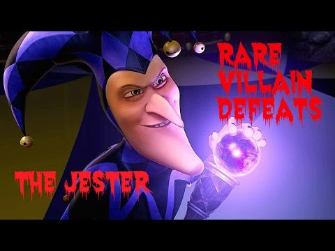 Thumbnail: Rare Villain Defeats: The Jester