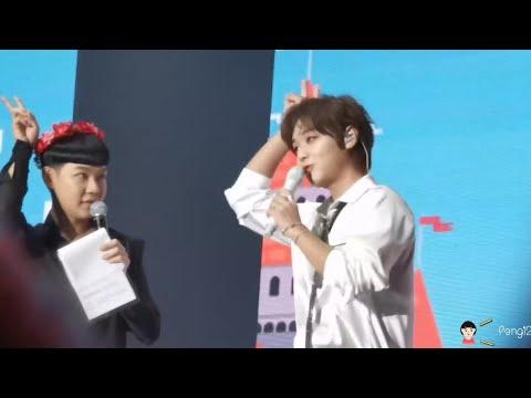 [20.02.01] Park Jihoon Fancon In Bangkok [Part1] - Talk & Play