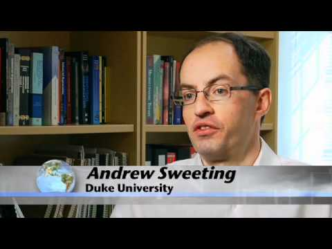 National Science Foundation Video on Professor Sweeting's Research