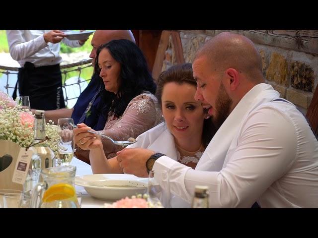 Lucie a Pavel - Svatební video Děčín 2019