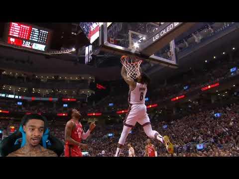 "FlightReacts NBA ""Signature Dunks"" MOMENTS!"