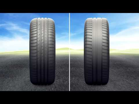 Goodyear EfficientGrip Performance new tires for 2013