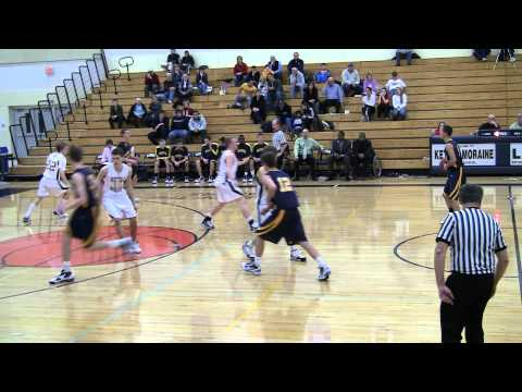 kettle moraine vs. marquette high school basketball 12/30/2009