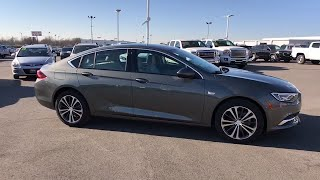 2018 Buick Regal Sportback Tulsa, Broken Arrow, Owasso, Bixby, Green Country, OK B80031