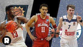 NBA Relationship Goals: 2018 Draft Prospects | The Ringer