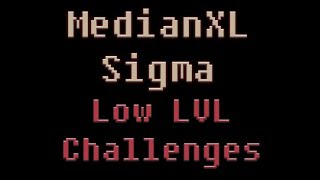 Median XL SIGMA Guide: Challenges (Tran Athulua, Kurast, Veteran Tokens)
