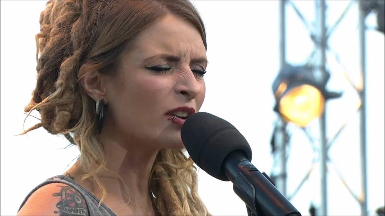 Sarah Lesch -  Testament -  Live 2016 #1