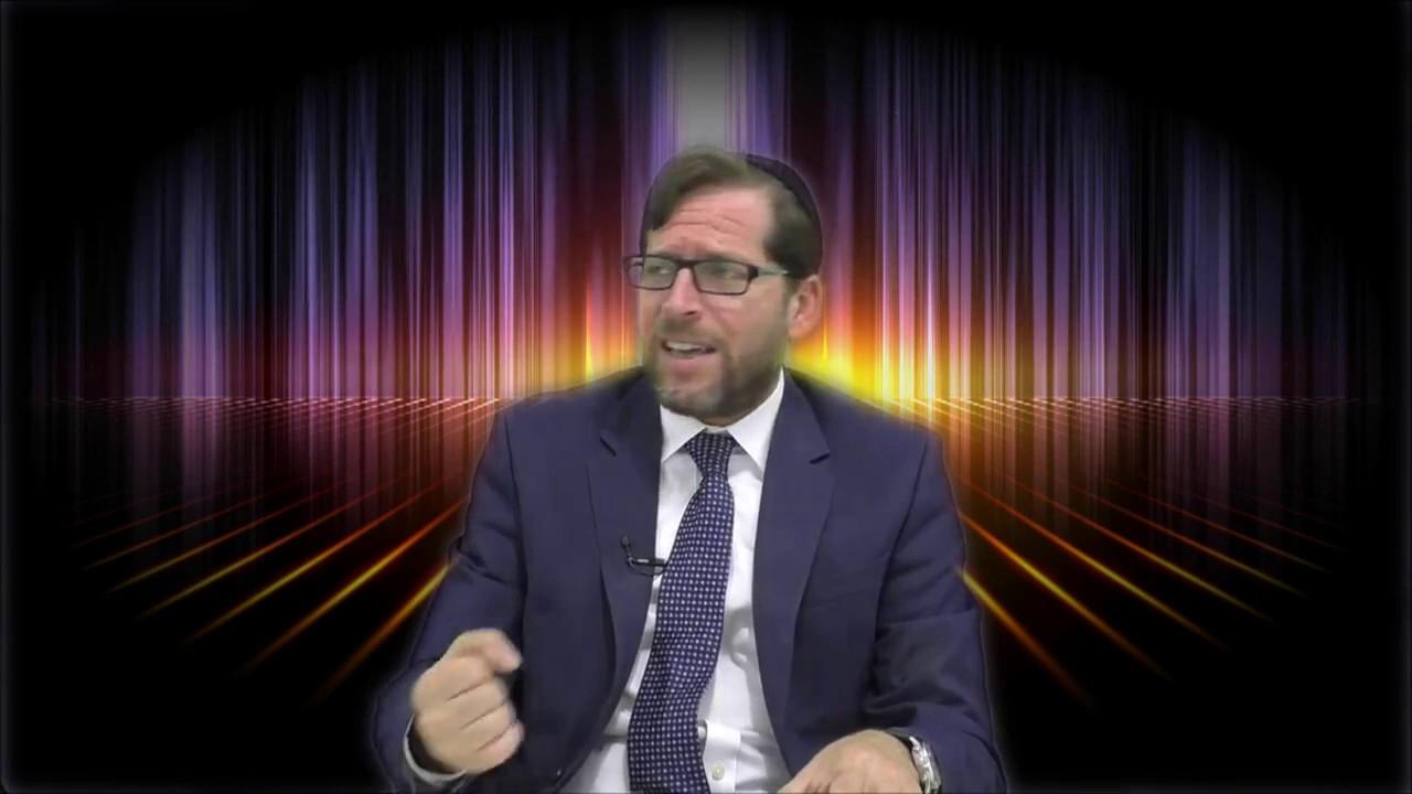 הרב אהרון לוי - מה מבטא את מהותו של האדם ?