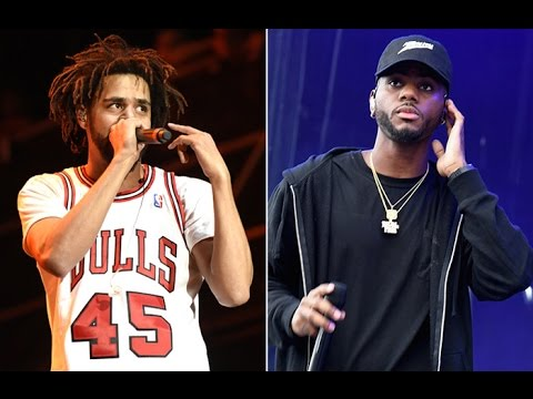 "This Is Why J Cole's ""Deja Vu"" Sounds Just Like Bryson Tiller ""Exchange"""