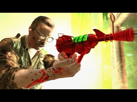 "SECRET RAY GUN RETURNS! First Room Challenge - Black Ops 2 Zombies ""Buried"" Gameplay"