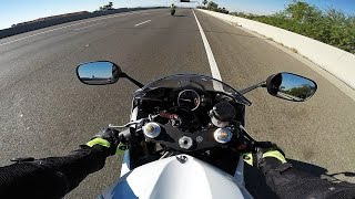 2015 Yamaha R6 - Test Ride Review