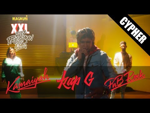PnB Rock, Kap G and Kamaiyah's 2017 XXL Freshman Cypher