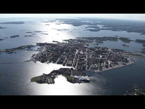 Visit Karlskrona - Film z lotu ptaka 1